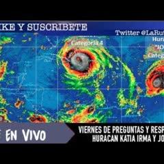 HURACÁN KATIA, IRMA Y JOSÉ - PREGUNTAS Y RESPUESTAS | Pepe En Vivo