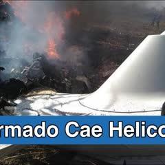 Cae helicóptero iban la gobernadora Martha Erika Alonso y Rafael Moreno Valle