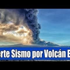 FUERTES DAÑOS POR SISMO EN ITALIA GENERADO POR VOLCAN ETNA - Noticias Pepe En Vivo