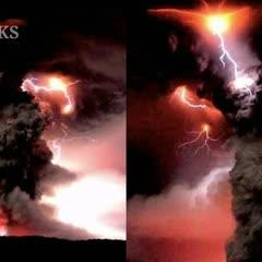 Status Siaga, Dahsyatnya Letusan Anak Krakatau Disusul Gempa Tektonik Selat Sunda Malam Ini